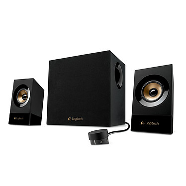 Logitech Multimedia Speakers System Z533