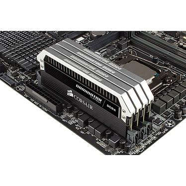 Corsair Dominator Platinum 8 Go (2x 4 Go) DDR4 3466 MHz CL18 pas cher