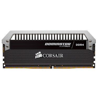 Acheter Corsair Dominator Platinum 8 Go (2x 4 Go) DDR4 4000 MHz CL19