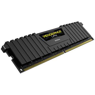 Avis Corsair Vengeance LPX Series Low Profile 16 Go (2x 8 Go) DDR4 3466 MHz CL16