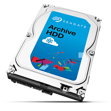 Avis Seagate Archive HDD 8 To