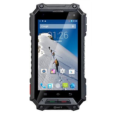 """M.T.T Smart Max 4G Smartphone 4G-LTE Dual SIM Waterproof certifié IP68 avec écran tactile 4.5"""" sous Android 4.4"""