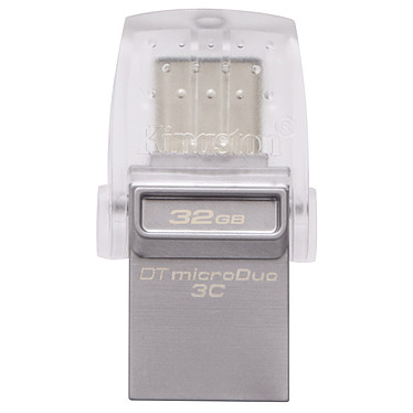 Acheter Kingston DataTraveler microDuo 3C 32 Go