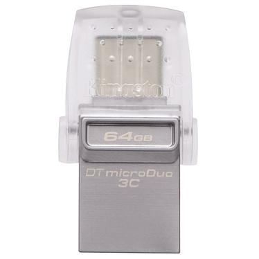 Acheter Kingston DataTraveler microDuo 3C 64 Go