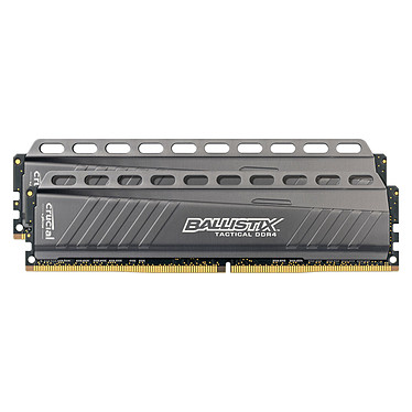 Ballistix Tactical 8 Go (2 x 4 Go) DDR4 2666 MHz CL16