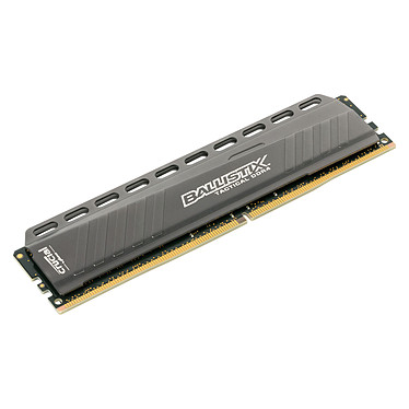 Avis Ballistix Tactical 8 Go (2 x 4 Go) DDR4 3000 MHz CL16