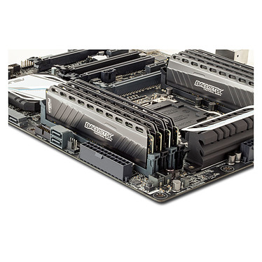 Ballistix Tactical 16 Go (2 x 8 Go) DDR4 2666 MHz CL16 pas cher