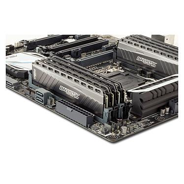 Ballistix Tactical 16 Go (4 x 4 Go) DDR4 3000 MHz CL15 pas cher