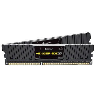 Corsair Vengeance Low Profile 16 Go (2 x 8 Go) DDR3L 1600 MHz CL9 Kit Dual Channel RAM DDR3 PC12800 - CML16GX3M2C1600C9 (garantie à vie par Corsair)