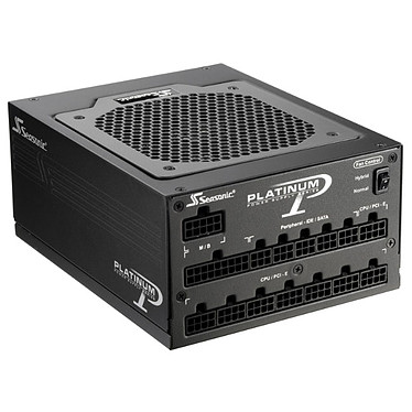 Seasonic P-1050 Platinum 80PLUS Platinum Alimentation modulaire 1050W ATX 12V/EPS 12V - 80PLUS Platinum