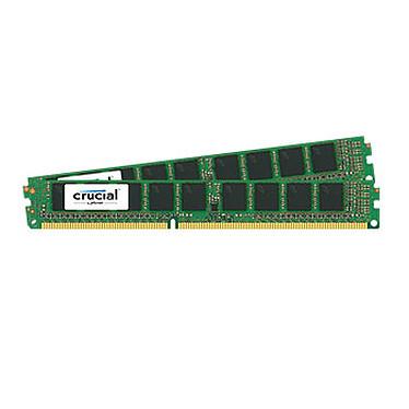 Crucial DDR3L 8 Go (2 x 4 Go) 1866 MHz CL13 Kit Dual Channel RAM DDR3L PC14900 - CT2K51264BD186DJ (garantie à vie par Crucial)