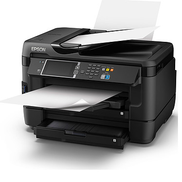 Acheter Epson WorkForce WF-7620DTWF + Epson T2711 27XL