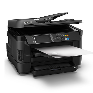 Avis Epson WorkForce WF-7620DTWF + Epson T2711 27XL
