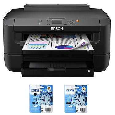 Epson WorkForce WF-7110DTW + T2701 27 + Multipack T2705 27