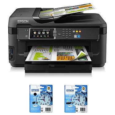 Epson WorkForce WF-7610DWF + T2701 27 + Multipack T2705 27
