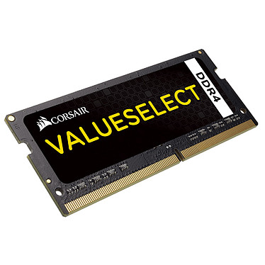 Corsair Value Select SO-DIMM DDR4 4 Go 2133 MHz CL15 RAM DDR4 PC4-17000 - CMSO4GX4M1A2133C15
