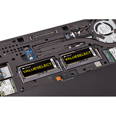 Avis Corsair Value Select SO-DIMM DDR4 16 Go 2133 MHz CL15