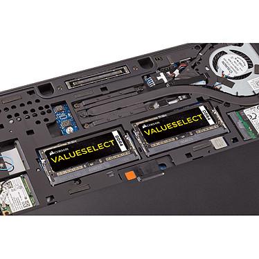 Acheter Corsair Value Select SO-DIMM DDR4 32 Go (2 x 16 Go) 2400 MHz CL16