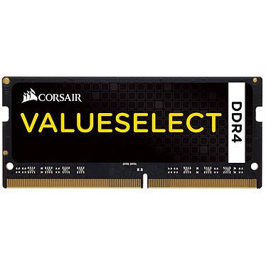 Avis Corsair Value Select SO-DIMM DDR4 8 Go (2 x 4 Go) 2133 MHz CL15
