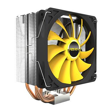 Reeven Hans RC-1205n Ventilateur processeur 120 mm pour Intel et AMD