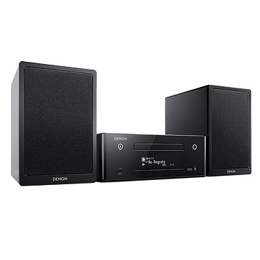 Denon CEOL N9 Negro Micro CD MP3 USB Red USB Wi-Fi Bluetooth DLNA con control iOS y Android