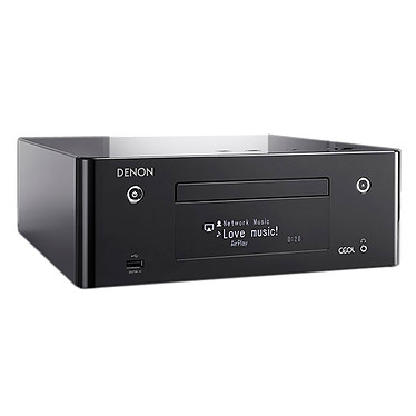 Denon CEOL N9 Negro - Sin HP Micro CD MP3 USB Red USB Wi-Fi Bluetooth DLNA con iOS y control Android (sin altavoces)