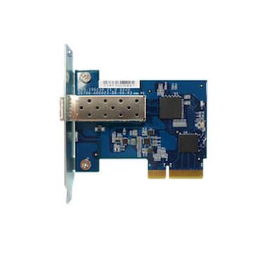 QNAP LAN-10G1SR-D Carte réseau SFP+ port unique pour NAS de bureau