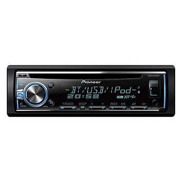 Pioneer DEH-X5800BT Autoradio CD USB Bluetooth compatible avec smartphone Android et iPod / iPhone