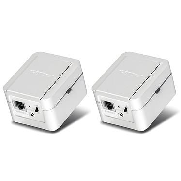 TRENDnet TEW-737HRE x 2 Pack de 2 étendeurs de signal sans fil Wi-Fi N 300 Mbps