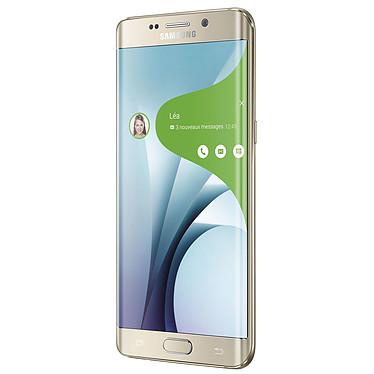 Avis Samsung Galaxy S6 Edge+ SM-G928F Or 32 Go