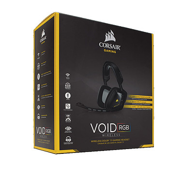 Corsair Gaming VOID RGB Dolby 7.1 pas cher