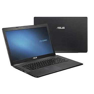 "ASUS P2710JA-T2032G Noir Intel Core i3-4000M 4 Go 500 Go 17.3"" LED HD+ Graveur DVD Wi-Fi AC/Bluetooth Webcam Windows 7 Professionnel 64 bits + Windows 8.1 Pro 64 bits (Garantie constructeur 2 ans)"