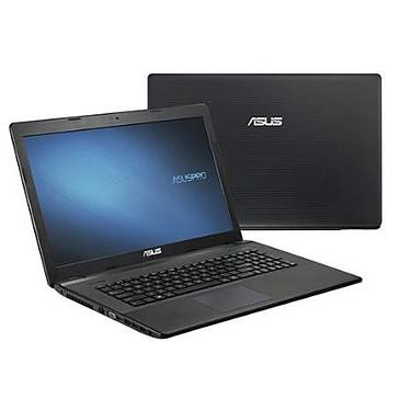 "ASUS P2 710JF-T4053G Intel Core i3-4000M 4 Go 500 Go 17.3"" LED HD+ NVIDIA GeForce 930M Graveur DVD Wi-Fi N/Bluetooth Webcam Windows 7 Professionnel 64 bits + Windows 8.1 Pro 64 bits (Garantie constructeur 2 ans)"