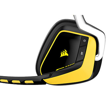 Avis Corsair VOID Dolby 7.1 - Edition Jaune