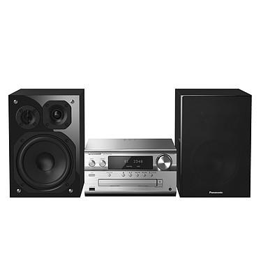 Panasonic SC-PMX100 Micro-chaîne CD/MP3/USB et entrée auxiliaire avec Bluetooth/Ethernet/AirPlay/Wifi et DLNA