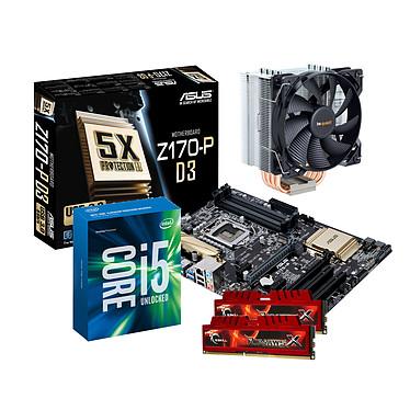 Kit Upgrade PC Core i5 ASUS Z170-P D3 8 Go
