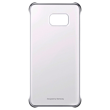 Acheter Samsung Clear Cover Argent Samsung Galaxy S6 Edge+