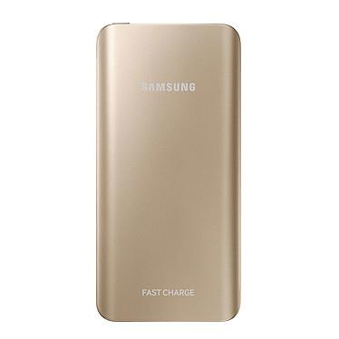 Samsung PowerBank Fast Charge Or Batterie externe 5200 mAh avec fonction de charge rapide (AFC)