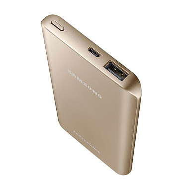 Acheter Samsung PowerBank Fast Charge Or
