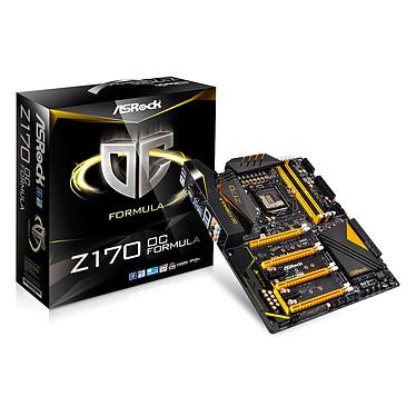 ASRock Z170 OC Formula Carte mère ATX Socket 1151 Intel Z170 Express - SATA 6Gb/s + SATA Express + M.2 - USB 3.1 - 4x PCI-Express 3.0 16x