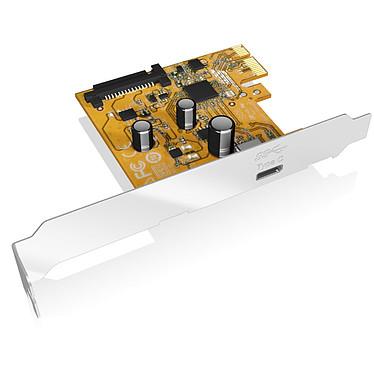 ICY BOX Carte USB 3.1 Carte d'extension PCI-Express avec port USB 3.1 Type C