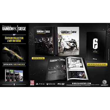 Rainbow Six : Siege - Edition Collector (PC)
