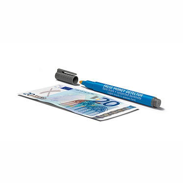 Avis Safescan stylo détecteur de faux billets x 10 + 5 OFFERTS !
