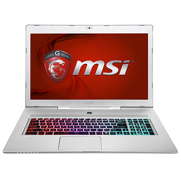 MSI GS70 2QE-676FR Stealth Pro Argent + Sac à dos MSI Adeona OFFERT ! pas cher