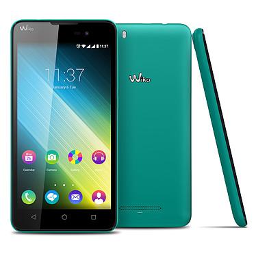 "Wiko Lenny 2 Bleen Smartphone 3G+ Dual SIM avec écran tactile 5"" sous Android 5.1"