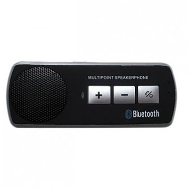iChicGear Smart Bluetooth Car Kit Kit mains-libres Bluetooth