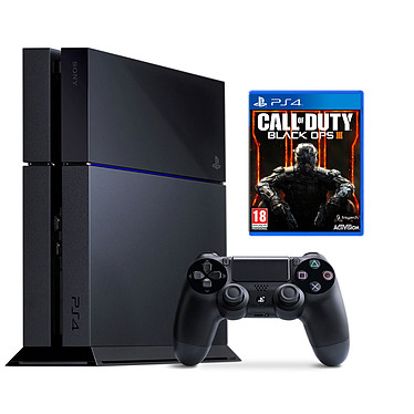 Sony PlayStation 4 (1 To) + Call Of Duty : Black Ops III