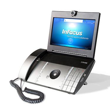 InFocus MVP100 Teléfono con cable para VoIP con videoteléfono