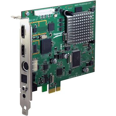 Hauppauge Colossus II Carte d'acquisition vidéo haute définition sur port PCI Express