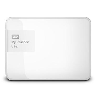 Acheter WD My Passport Ultra 1 To Blanc (USB 3.0)